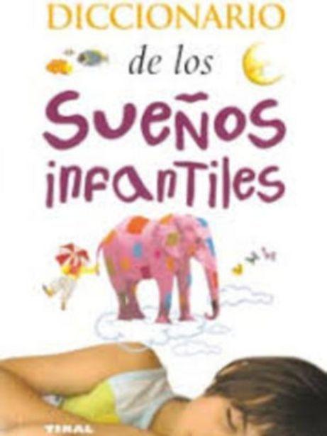 Oferta de DICCIONARIO SUEÑOS INFANTILES por 3,59€
