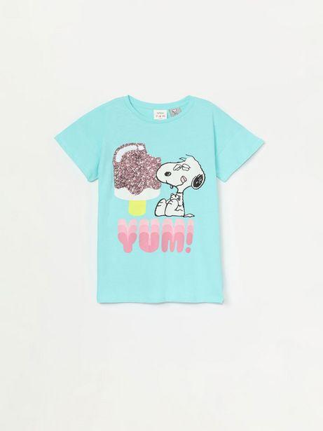 Oferta de Vestido de Snoopy Peanuts™ con lentejuelas por 7,99€