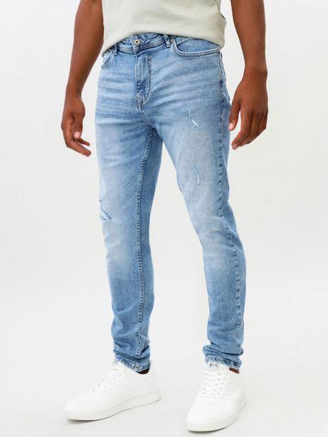 Oferta de Jeans skinny premium por 19,99€