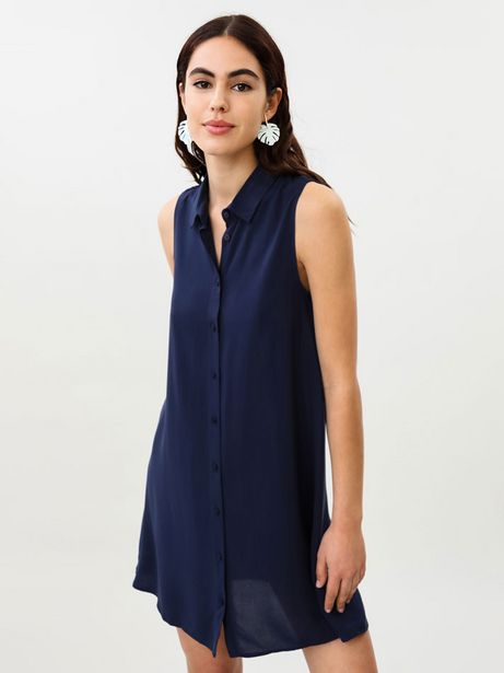 Oferta de Vestido camisero por 9,99€