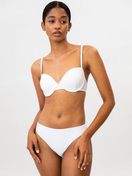 Oferta de Braguita bikini lisa por 6,99€