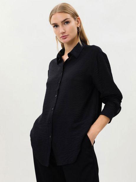 Oferta de Camisa ligera con textura por 9,99€