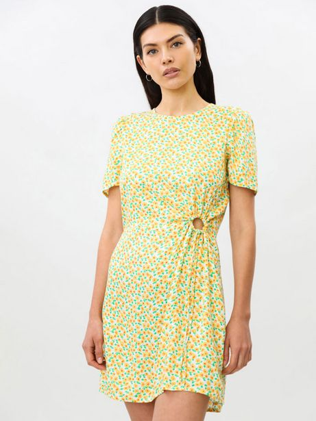 Oferta de Vestido con abertura circular por 9,99€