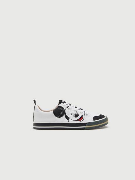 Oferta de Zapatilla Mickey blanco & negro ©DISNEY por 18,99€