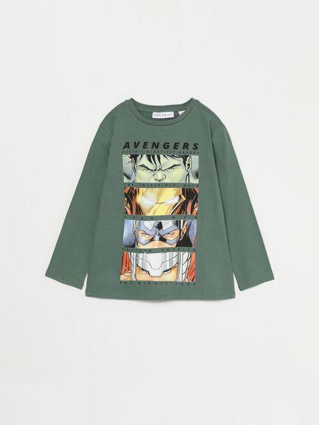 Oferta de Camiseta de manga larga de Avengers ©Marvel por 6,99€