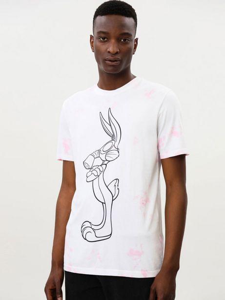 Oferta de Camiseta Tie Dye Bugs Bunny © &™ WARNER BROS por 12,99€