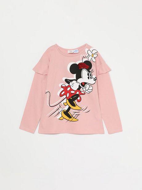 Oferta de Camiseta con estampado de Minnie ©Disney por 9,99€