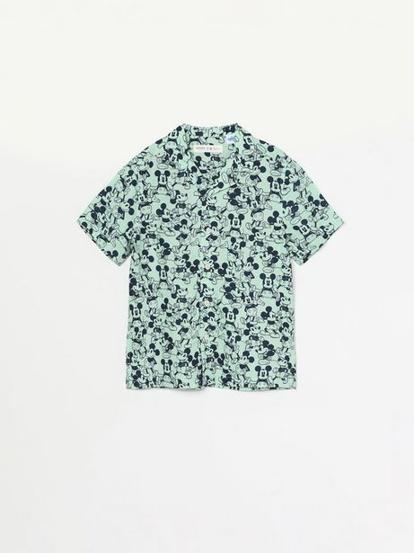 Oferta de Camisa de Mickey Mouse © Disney por 6,99€