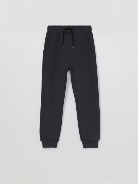 Oferta de Pantalón de felpa con bolsillos por 6,99€