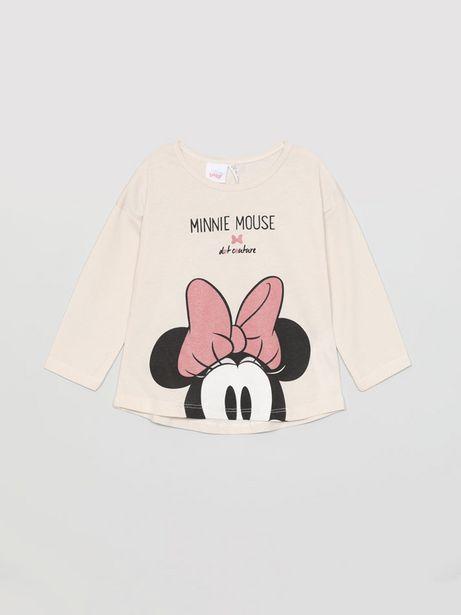 Oferta de Camiseta de manga larga de Minnie ©Disney por 6,99€