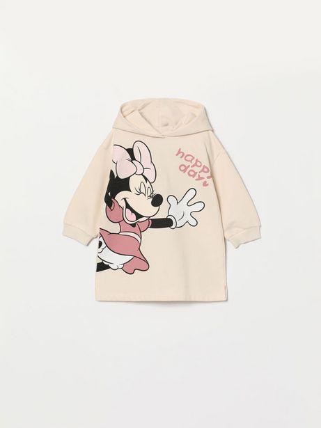 Oferta de Vestido Minnie ©Disney con capucha por 12,99€