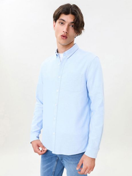 Oferta de Camisa Oxford por 12,99€