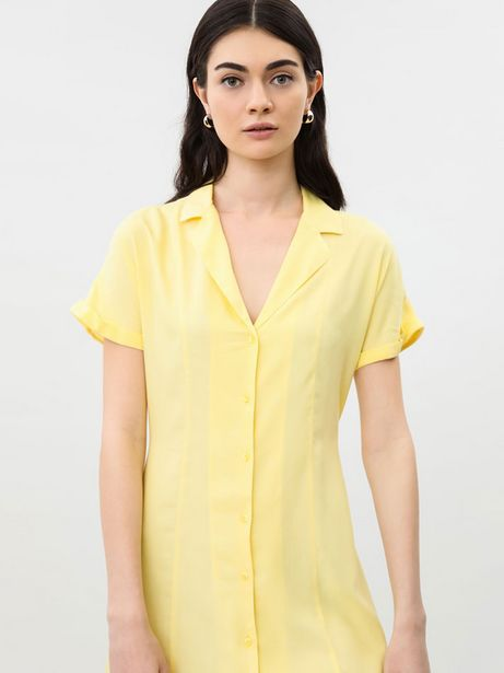 Oferta de Vestido camisero por 12,99€