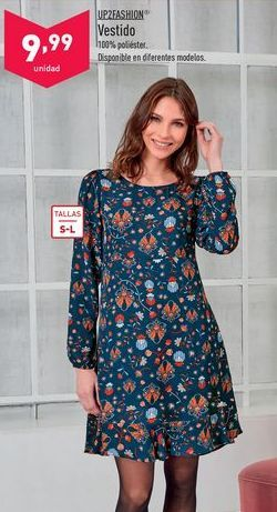 Oferta de Vestido UP2FASHION.  por 9,99€