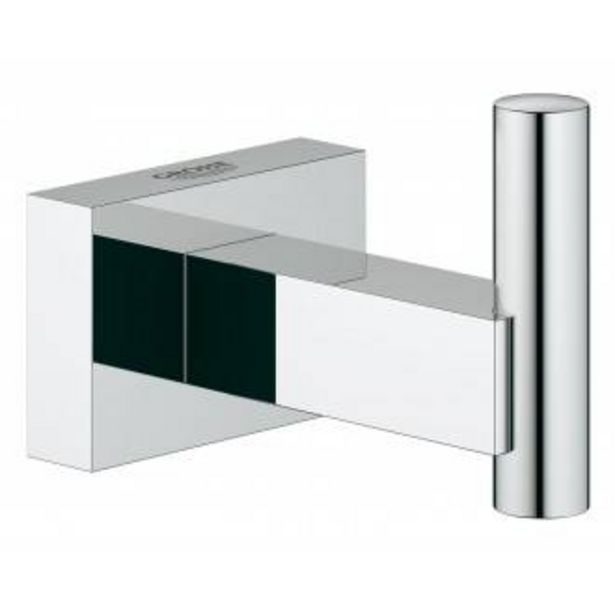 Oferta de Colgador Essentials Cube Grohe por 24,8€