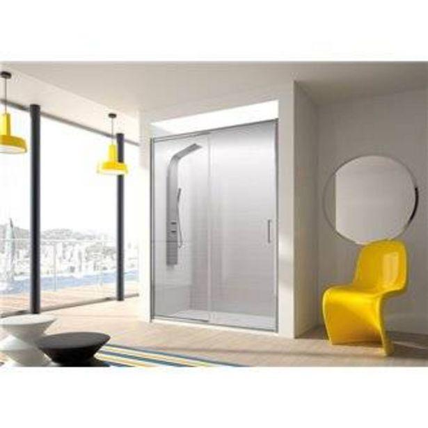 Oferta de Mampara puerta corredera para ducha Bel-la BL607 Kassandra por 181,77€