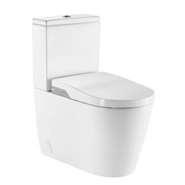Oferta de Inodoro completo Rimless In Wash Smart toilet Roca por 1192,57€