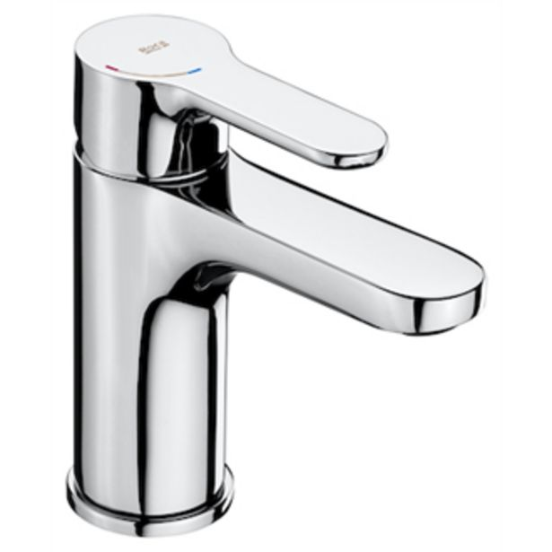 Oferta de Grifo de lavabo con cuerpo liso L20 Roca por 48,34€