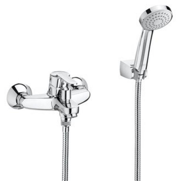 Oferta de Grifo de bañera-ducha exterior Victoria Roca por 53,25€