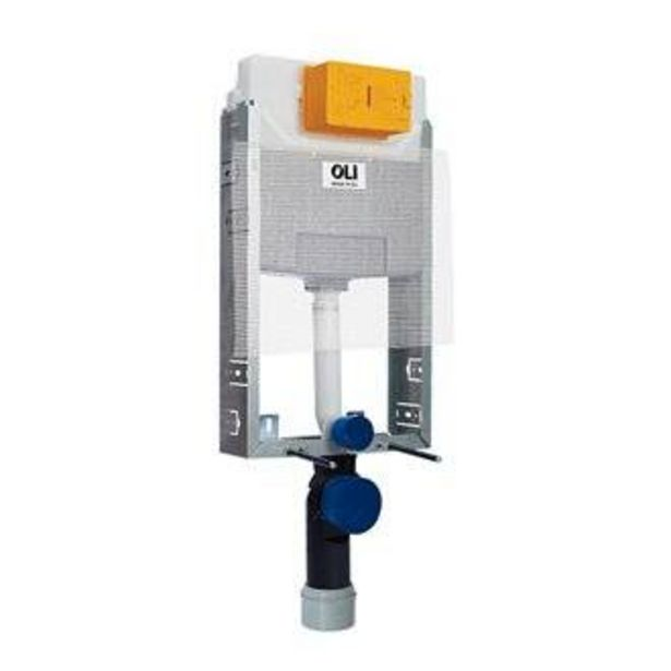 Oferta de Cisterna empotrada OLI120 PLUS Simflex Mecánico por 202,74€