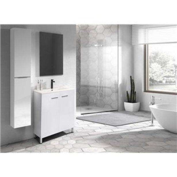 Oferta de Conjunto de baño blanco Smart Futurbaño por 112,75€