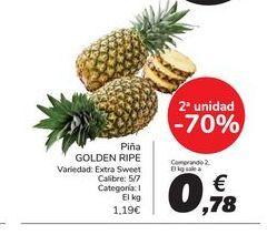 Oferta de Piña GOLDEN RIPE por 1,19€