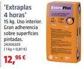 Oferta de Plaste para alisar por 12,95€
