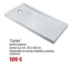 Oferta de Plato de ducha por 109€