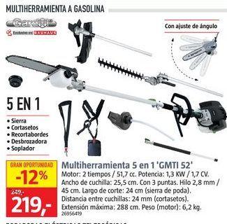 Oferta de Multiherramienta Gardol por 219€