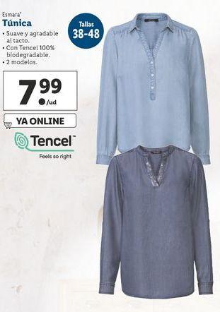 Oferta de Túnica esmara por 7,99€