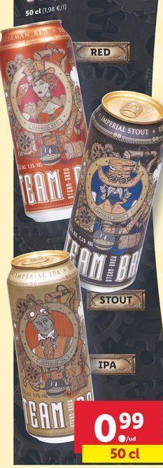 Oferta de Cerveza por 99€