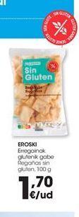 Oferta de Pan eroski por 1,7€