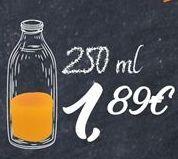 Oferta de Zumo de naranja por 1,89€