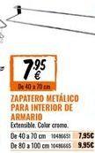 Oferta de Zapatero por 7,95€