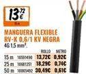Oferta de Cables por 13,72€
