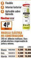 Oferta de Masilla por 4,5€