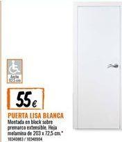 Oferta de Puertas por 55€