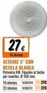 Oferta de Mecanismos eléctricos por 27€