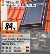 Oferta de Ventana de tejado por 84€