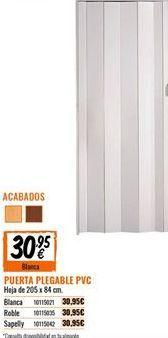 Oferta de Puertas por 30,95€