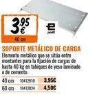 Oferta de Soportes por 3,95€