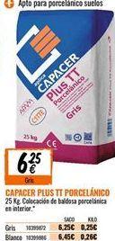 Oferta de Cemento cola por 6,25€