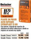 Oferta de Plaste para alisar Beissier por 11,7€