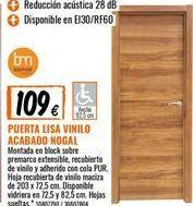 Oferta de Puertas por 109€