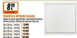 Oferta de Ventanas por 8,98€