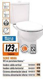 Oferta de Wc Roca por 123€