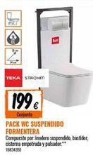 Oferta de Wc Teka por 199€