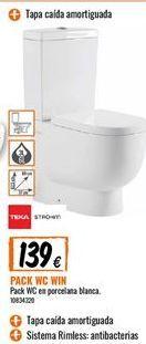 Oferta de Wc Teka por 139€