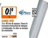 Oferta de Canal por 0,54€