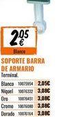 Oferta de Soportes por 2,05€